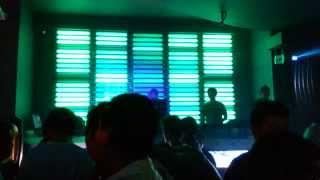 New resident of Club Celebrities Miri ~ VDJ Chris Myk on Saturday night (18.05.2013) Part 4