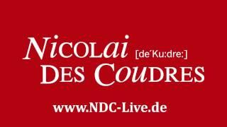 LIVE-Moderator Nicolai Des Coudres