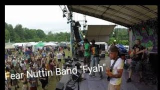 "Fear Nuttin Band- ""Fire"" 720pHD live from Strangecreek Reggae/Rock"