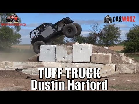 Dustin Hartord 2000 Jeep First Round Modified Class Minto Tuff Truck 2018