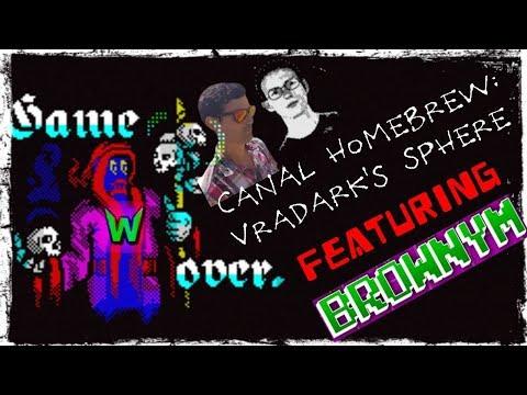 Canal Homebrew: Vradark's Sphere (SaNchez Crew) con participación de Brownym