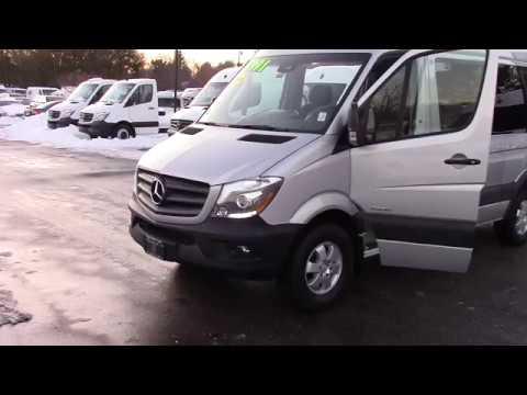 Mercedes-Benz Sprinter пасс. Individual