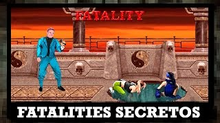 FATALITIES SECRETOS DO MK - AnimaBITS
