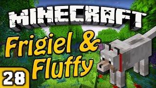 video : Frigiel Frigiel & Fluffy : Des chiens !   Minecraft -  S3 Ep.28 en vidéo