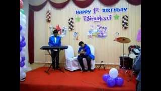 Sudhan & Praveen Instrumental Happy Birthday
