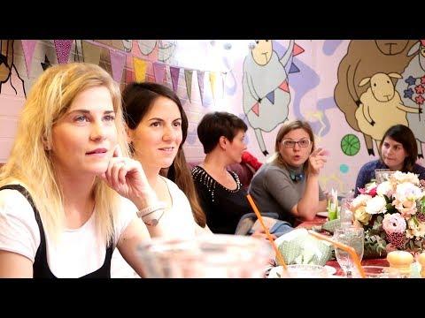 VLOG. Бьюти-завтрак с Hipstamama. Живая, полезная встреча с активными мамами! photo