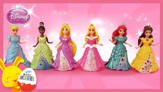 Jouets - Princesses Disney en français - Magic Clip - Play Doh -Titounis