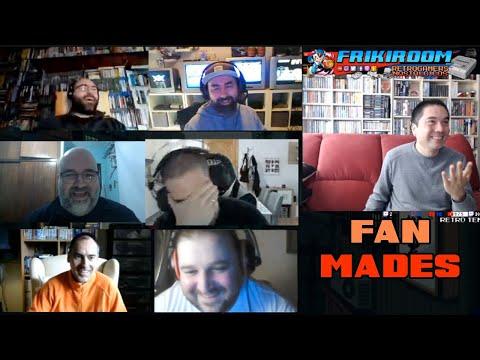 Retro Podcast #19 - Videojuegos FANMADES - FrikiRoom Podcast
