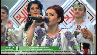Raluca Țuțu. Hai, da roata mai flacai.  LIVE, Etno tv