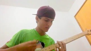 Se eu me humilhar-Discopraise-Guitar Cover