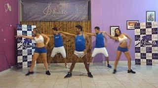 Escreve Ai - Maderada do Arrocha - Coreografia | Choreography - Abalô
