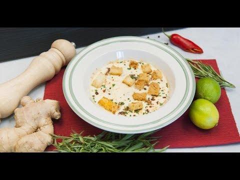 Сырный суп и облепиховый напиток | Дежурный по кухне