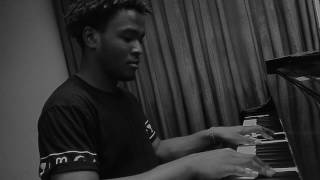 """Frank Ocean x """"Rushes To"""" (piano cover)"""