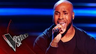 Ryhann Thomas performs 'Swear': Blind Auditions 4 | The Voice UK 2017