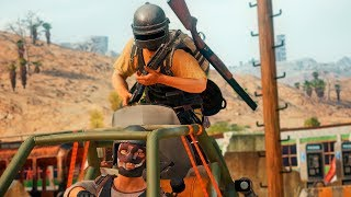 PUBG: Cinematic Adventures