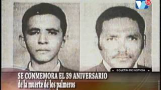 39 ANIVERSARIO DE LA MUERTE DE LOS PALMEROS