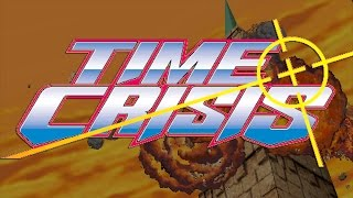Time Crisis Arcade Intro HD 60 fps