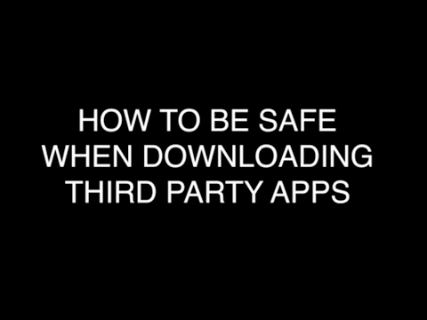 You need to take precautions when downloading third party apps   Digit.in