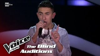 "Roberto Tornabene ""River"" - Blind Auditions #4 - The Voice of Italy 2018"