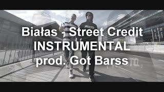 Białas - Street Credit [INSTRUMENTAL, prod. Got Barss)