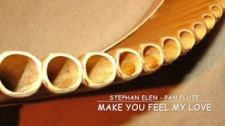 Make You Feel My Love(Pan Flute)