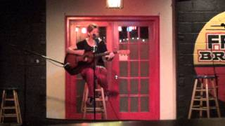 Anna Corley Popular Song Mika ft Ariana Grande cover 2013