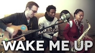 Avicii - Wake Me Up (Eva, ArthKena & Vyel Live Acoustic Cover)