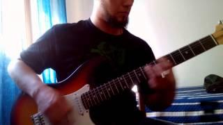 Comme Restus - Morte aos Ciquelistas [Guitar Cover]