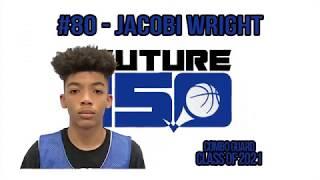 Jacobi Wright at Future150 Camp Atlanta
