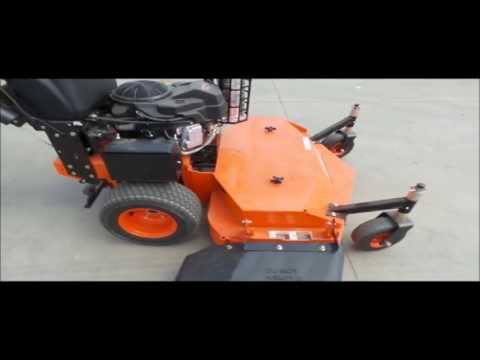 Kubota WH-15-48 lawn mower for sale | no-reserve Internet auction April 19, 2017