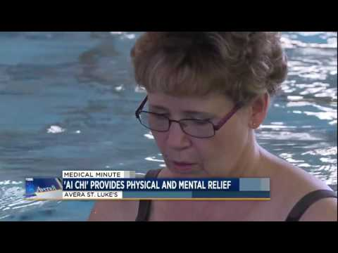 Relieving pain through 'Ai Chi' - Medical Minute