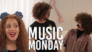 Music Monday with Mahogany LOX featuring Not RedFoo