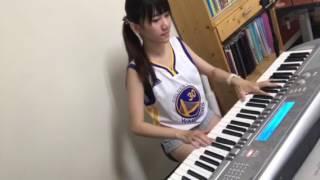夏天-不再聯繫 電子琴版 by婷