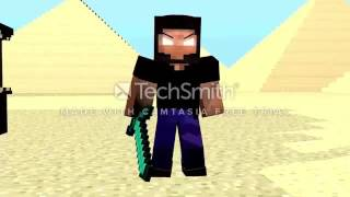 Minecraft Küfürlü Animasyon : Entity 303 vs Herobrine