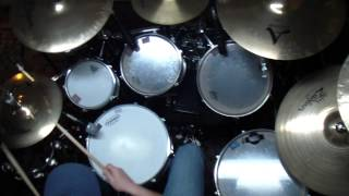 My Kinda Lover- Billy Squier (Drum Cover)