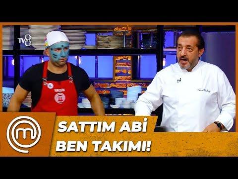 Mehmet Şef Takımını Sattı! | MasterChef Türkiye 79.Bölüm