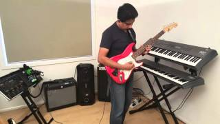 Lag Ja Gale - Guitar Instrumental