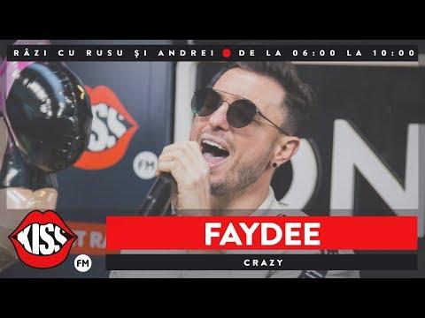 Faydee - Crazy (Live Kiss FM)