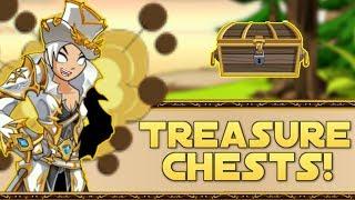 =AQW= 400 AC's Treasure Chest Opening! #16