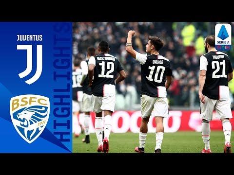 Juventus 2-0 Brescia | Dybala al Cuadrado, Madama resta prima | Serie A TIM
