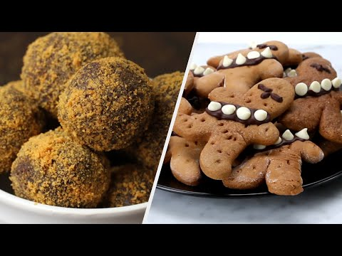 5 Sweet & Spicy Gingerbread Recipes To Try This Season! ? Tasty Recipes
