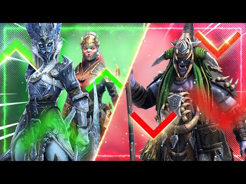 They NERFED Him?! BALANCE Changes Coming! | RAID Shadow Legends