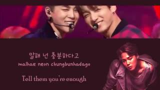BTS - 21st Century Girl (21세기 소녀) [Live ver.] Color Coded Lyrics Eng|Rom|Han