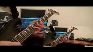 As I Lay Dying - Parallels Solo (Cover)