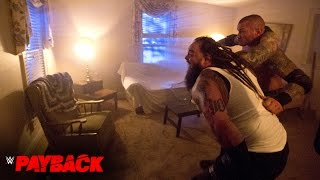 Randy Orton vs. Bray Wyatt - House of Horrors Match: WWE Payback 2017 (WWE Network Exclusive)
