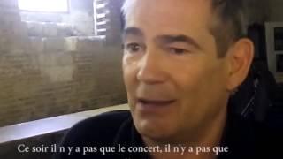 INTERVIEW OLIVIER FRANC FESTIVAL JAZZ'N CARS # 1 SAINT-SEVERi