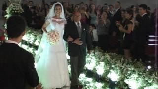 """Marcha nupcial + Clarins de Roma ( Tema de """"Candelabro Italiano"""") - Sanglard produções musicais"""