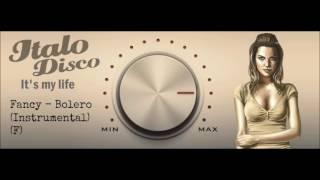 Fancy - Bolero (Instrumental) (F)