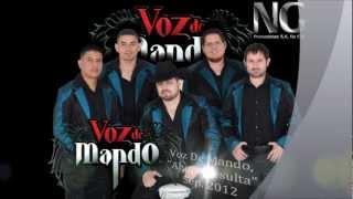 """Voz De Mando """"Ahora Resulta"""" Version Radio Oficial"""