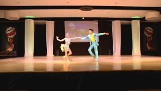 Gian Nicolas Varela & Anyi Nayibe Camargo / Colombia - World Latin Dance Cup 2012 Junior Couple 2nd